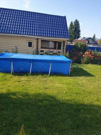 Продам бассейн дёшево, в связи с переездом