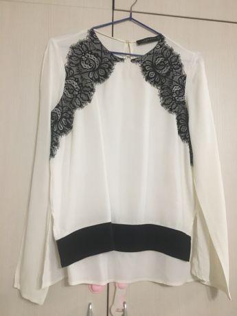 Новая блузка Zara р. S 42-44