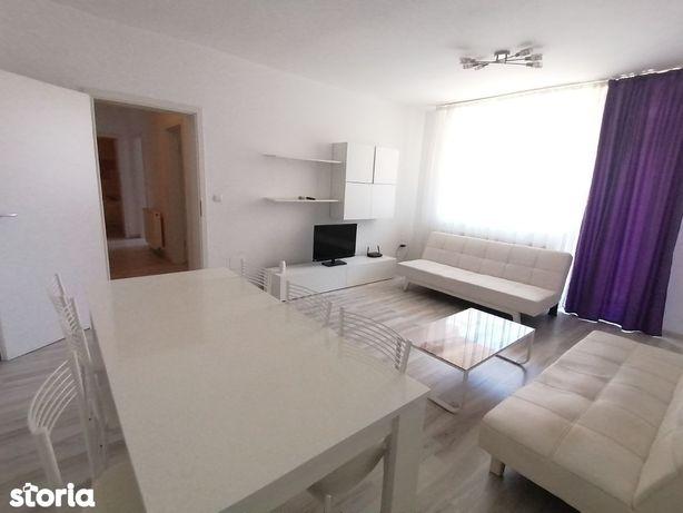Apartament 2 camere -mobilat si utilat