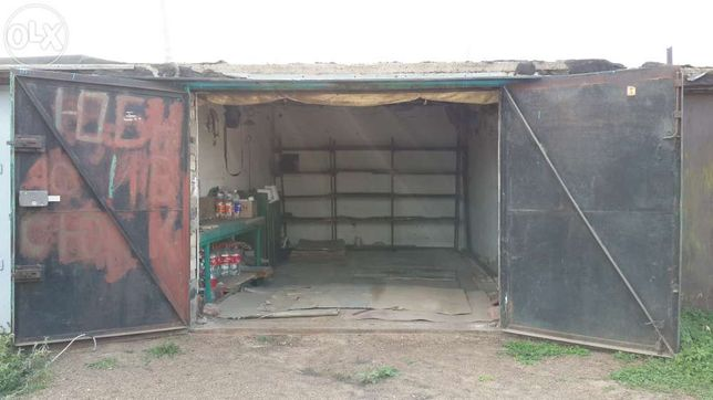 Продам гараж в кооперативе Космос.