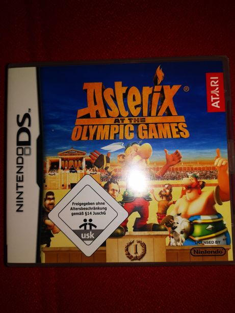Joc Nintendo DS- Asterix at the Olimpic Games