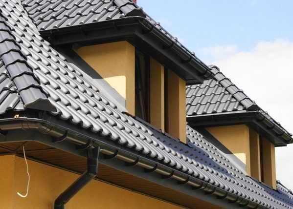 Firma profesionala pentru acoperisuri, mansarde, jgheaburi si burlane