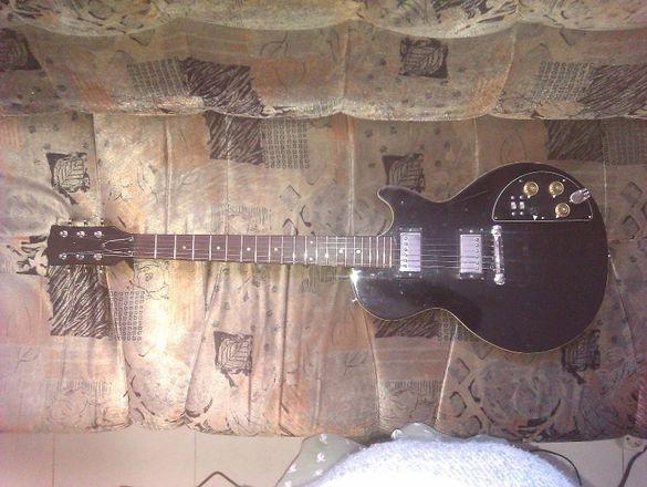 Японска китара Cimar Les Paul