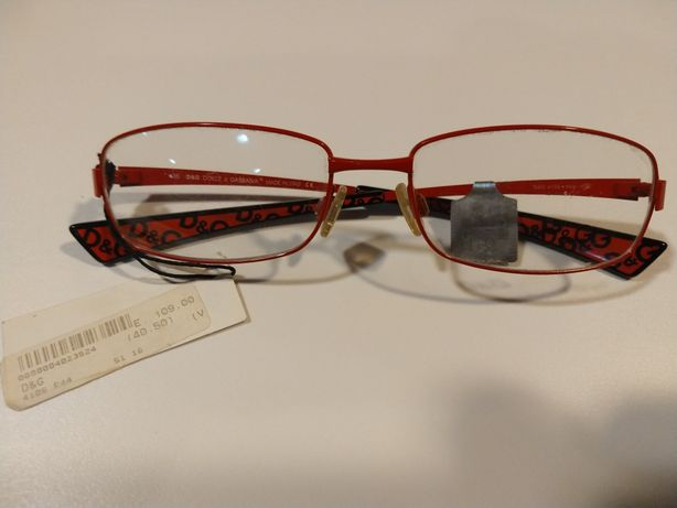 Ochelari de vedere D&G originali superbi