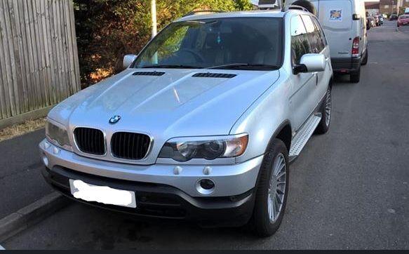 BMW E53 X5 3.0i 231к.с. автомат на части