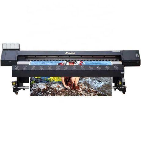 Широкоформатный сольвентный принтер (плоттер)