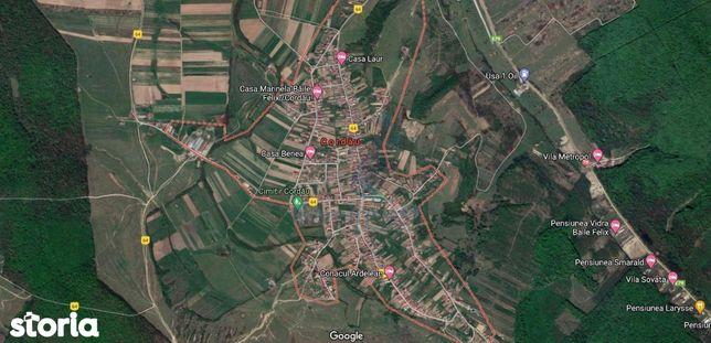 GAMINVEST - Parcele de teren de vanzare, Cordau, Bihor V1877B