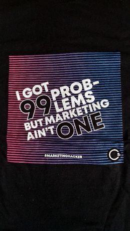 Тениски с изображение и надпис- 100% памук, различни размери