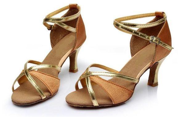 Обувки за танци-НОВИ-НАМАЛЕНИ-34,35,36, 37,38,39,40,41-номера