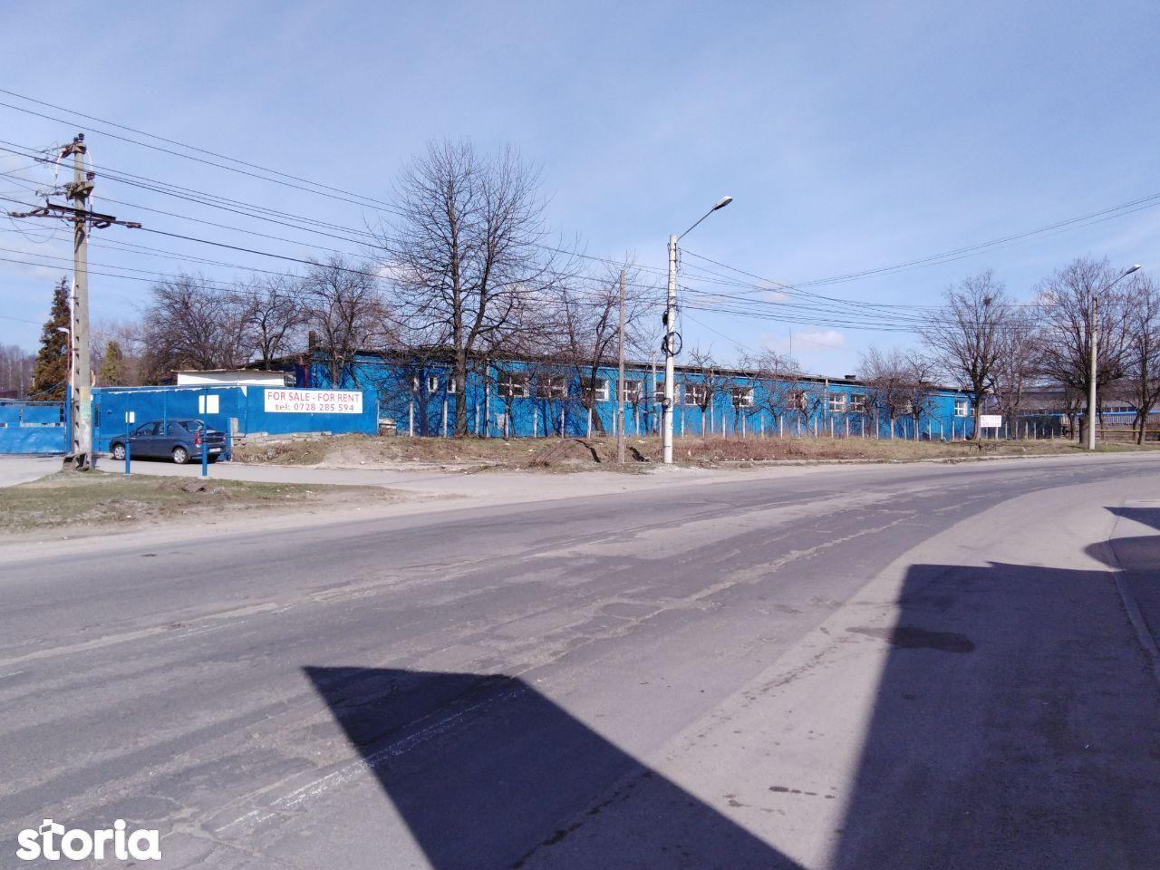 VAND Spatiu industrial Petrosani 415.000 EUR + TVA + comision