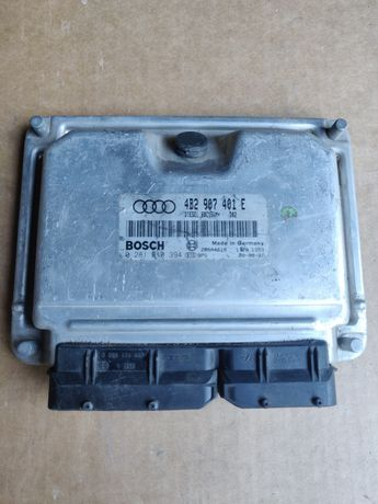 Calculator motor ECU Audi A6 C5 2.5TDI 4B2907401E 0281010394