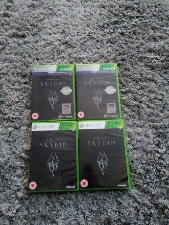 Joc/jocuri The Elder Scrolls V Skyrim Xbox 360 original