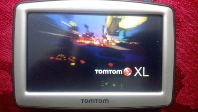 gps tomtom one-xl