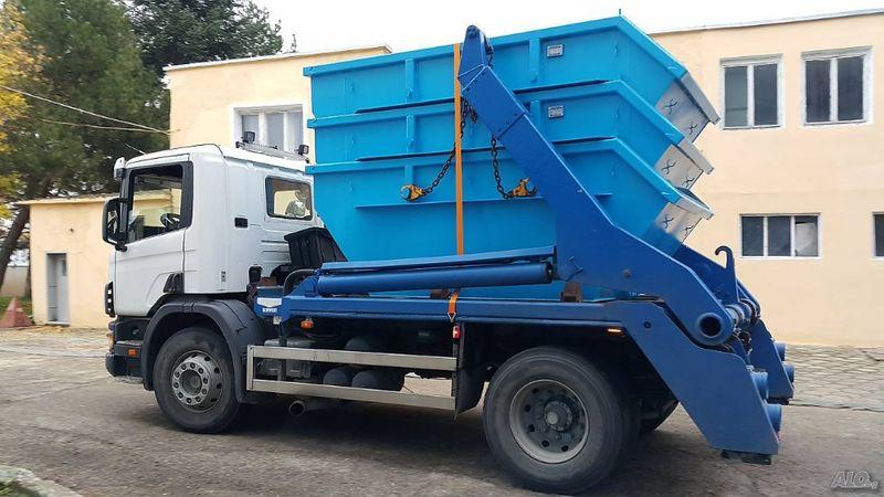 Извозване на всякакви отпадъци!Контейнери под наем! гр. София - image 1