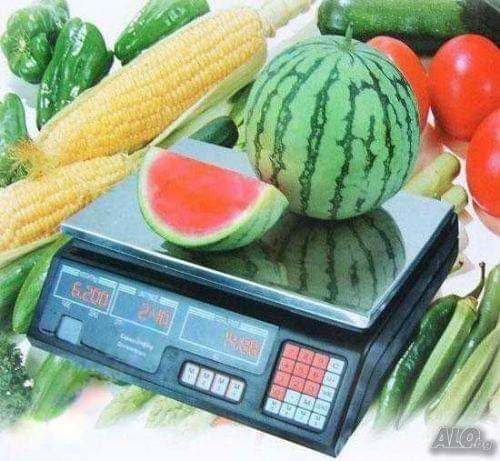 Електронна везна кантар до 40 кг