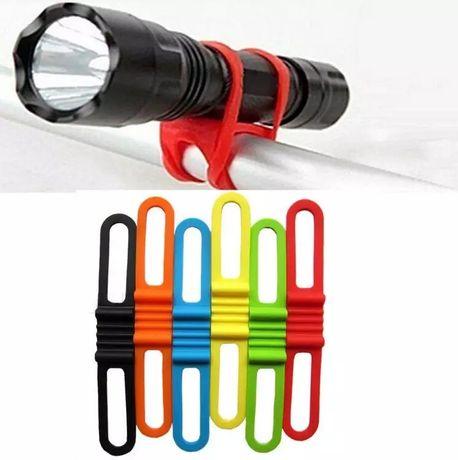 Suport lanterna bicicleta