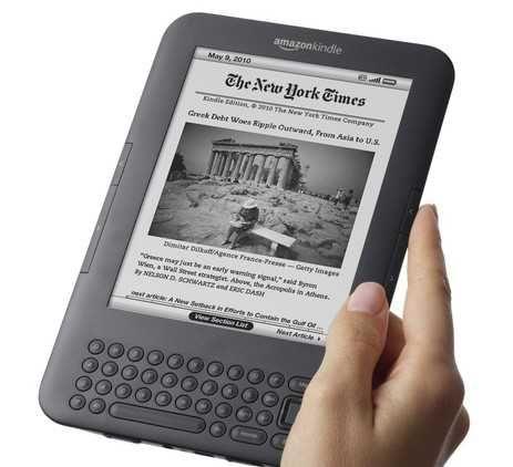Еbook четец Amazon Kindle 3 Keyboard
