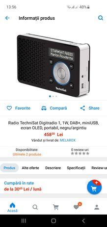 Digitradio 1 Primul radio digital DAB + realizat in Germania