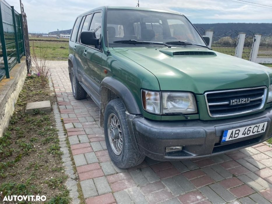 Isuzu Trooper isuzu trooper 4x4 cu reductor. Aiud - imagine 1