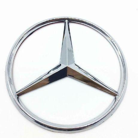 Задна емблема за Мерцедес/Mercedes-Benz 70/80/85/90/100мм