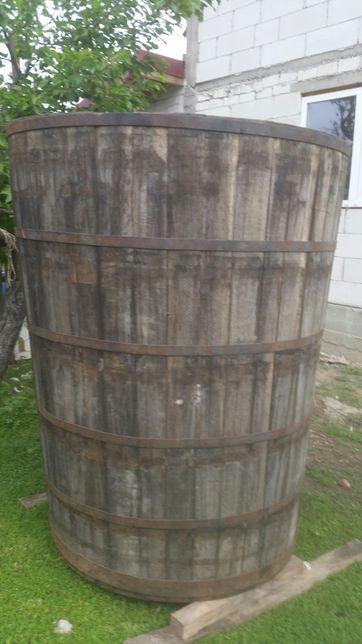 Butie lemn stejar putin folosita