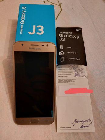 Samsung Galaxy J3 2017 с пасспортом в хорошем состоянии