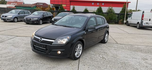 Opel Astra H/ 1.6 GPL/ 2006/ Jante aliaj /Germania/ Navigație Mare