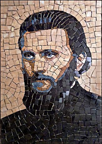 Icoane din mozaic