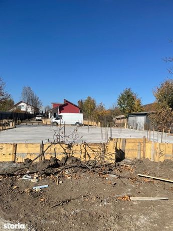 Banesti - vând casa in construcție - 70000 Euro
