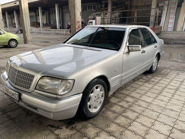 Продам Mersedes S500