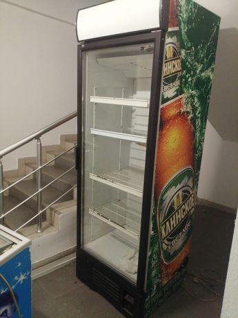 Продам ветринный холодильник состояние бу в рабочем состояние