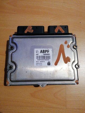 Calculator motor ECU motor Astra J 1.7 cdti 55594051 ABPF 55579719