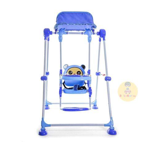 Детские напольные качели Skillmax 108, доставка по КЗ бесплатно