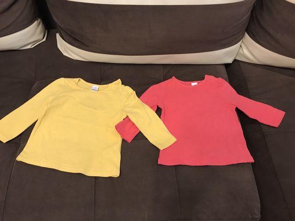 бебешки блузи