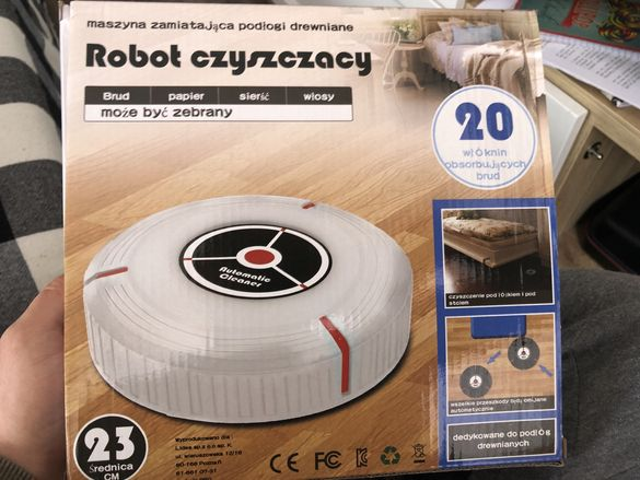 Робот за почистване на подове
