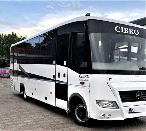 Mercedes Cibro - Sprinter - 2013 - 30 locuri - AC - Sirocou - 2 bucati