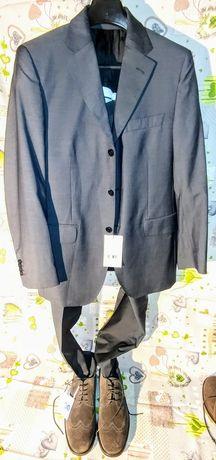 **Costum stofă*54%Reducere*Made in Italy*48*Original !!