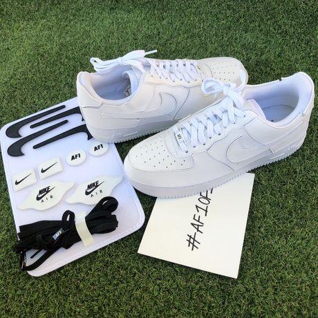 Adidasi Nike AF1 Air Force 1/1 Cosmic Clay White, Marimi 42 si 47