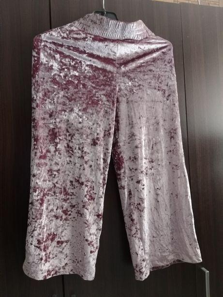 Pantaloni Cenusa de Trandafir