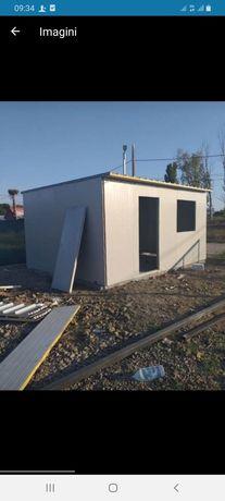 Vand case modulare tip garaj 4x9