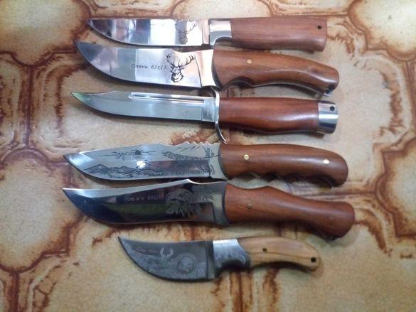 Руски ловен нож серия Охотник