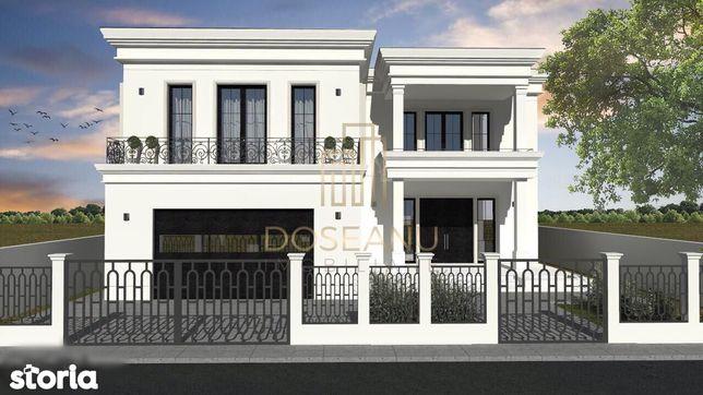 Casa - proiect si fundatie   Sanmartin   Bihor