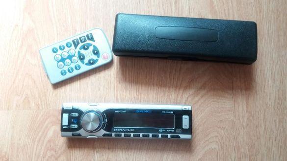Авто Ресиивър SANG TCD-1389 USB с дистанционно