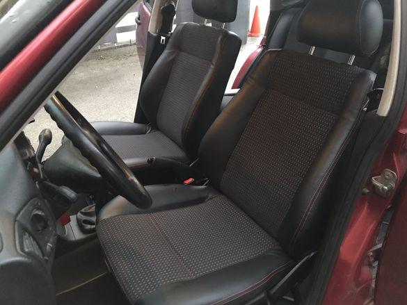 Частично или цялостно  претапициране на автомобилни седалки и волани