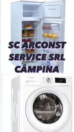Reparații frigidere și mașini de spălat rufe- Câmpina
