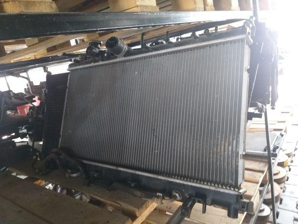 Радиатор основной Subaru Impreza 2 поколения рестайл 02-07