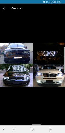 LED Angel Eyes крушки - Ангелски очи за BMW e39, e60,е65 e53
