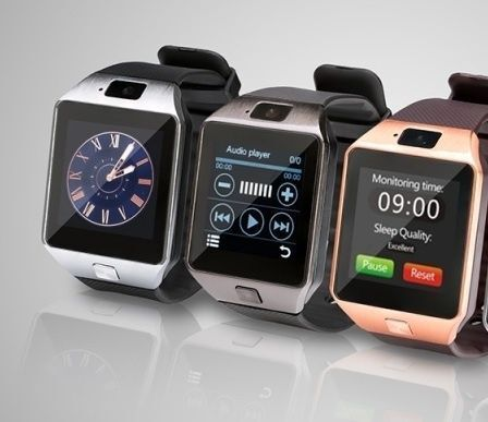 Смарт часовник Камера, разговори, SD карта, Smart Watch Android iphone