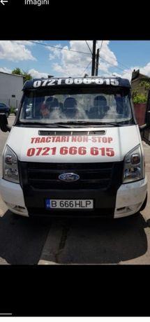 Tractare auto București A2 A3 tractari ieftin, București de la 30 Ron