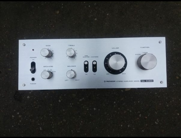 amplificator audio Pioneer SA-6300